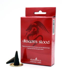 Elements Dragon Blood cones