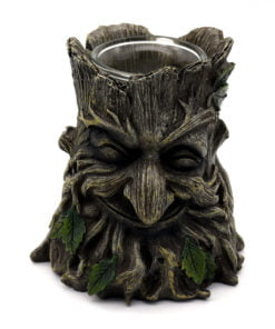 Green Man telysholder - The man of the woods
