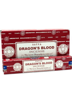 Dragons Blood – Satya røkelsepinner