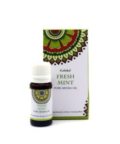 Goloka Fresh Mint aromaolje - 10 ml ren olje