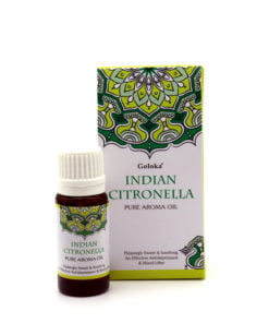 Goloka Indian Citronella aromaolje - 10 ml ren olje
