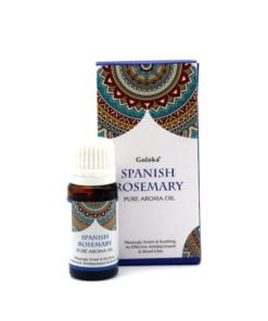 GolokaSpanish Rosemary aromaolje - 10 ml ren olje
