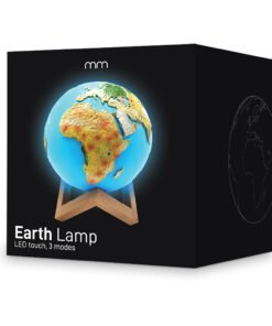 Earth lamp - Jordklode lampe